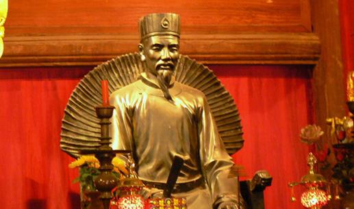 Thầy giáo Việt duy nhất nào có 3 học trò từ nông dân thành đế vương? - Ảnh 1.