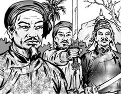 Thầy giáo Việt duy nhất nào có 3 học trò từ nông dân thành đế vương? - Ảnh 7.