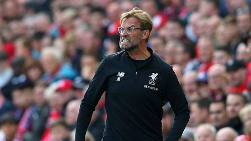 Jurgen Klopp nổi giận vì học trò ở trận Liverpool thắng Chelsea 2-0.