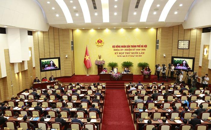 Hà Nội tổ chức kỳ họp HĐND làm công tác nhân sự cấp cao - Ảnh 1.