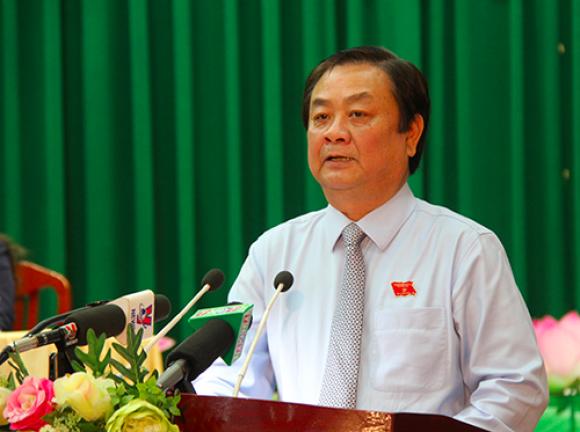 Bí thư Tỉnh ủy Đồng Tháp Lê Minh Hoan được điều động, bổ nhiệm Thứ trưởng - Ảnh 1.