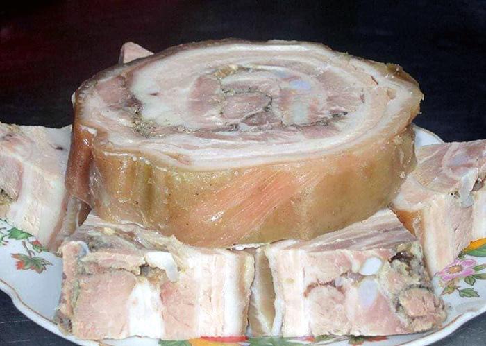 Món đặc sản Thái Bình, mới nhìn tưởng ngán mà hút dân Hà thành - Ảnh 2.
