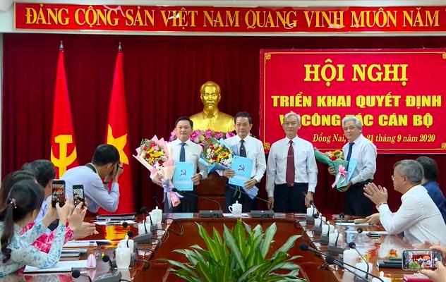 Phó chủ tịch Đồng Nai thành tân Bí thư Biên Hòa - Ảnh 1.