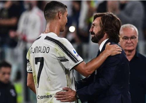 HLV Pirlo tiết lộ kế hoạch đặc biệt dành cho Ronaldo tại Juventus - Ảnh 1.