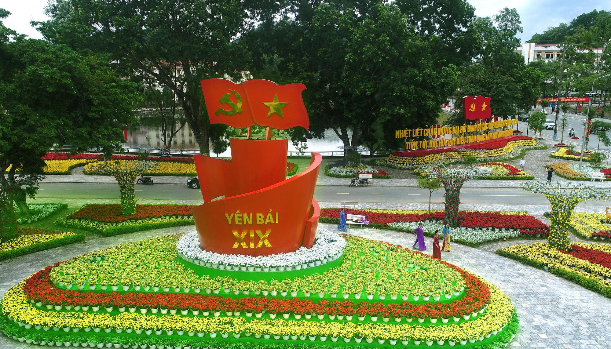 Yên Bái: Tỉnh đầu tiên đưa Chỉ số hạnh phúc vào Nghị quyết Đại hội Đảng - Ảnh 1.