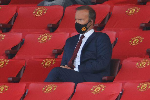 Phó chủ tịch điều hành M.U theo dõi trận thua Crystal Palace