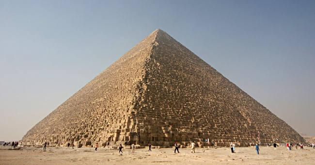 Hãy xem cỗ máy bảo vệ Kim tự tháp để thấy người Ai Cập cổ thông minh cỡ nào - Ảnh 1.