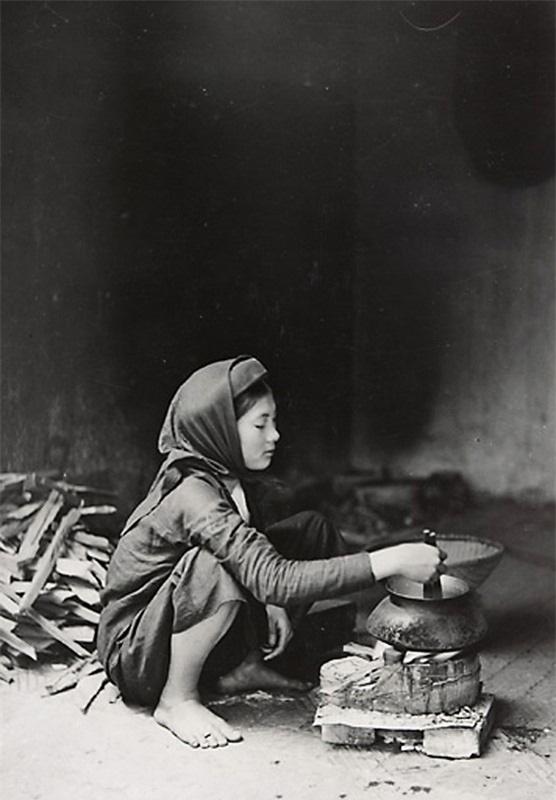 Những bức ảnh cực hiếm về phụ nữ nông thôn Việt Nam đầu thế kỷ 20 - Ảnh 6.