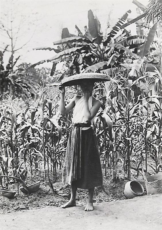 Những bức ảnh cực hiếm về phụ nữ nông thôn Việt Nam đầu thế kỷ 20 - Ảnh 7.
