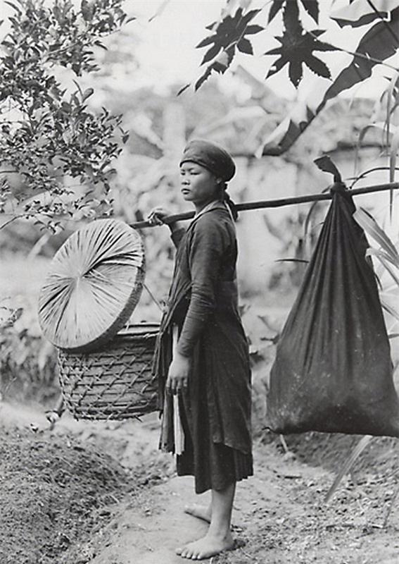 Những bức ảnh cực hiếm về phụ nữ nông thôn Việt Nam đầu thế kỷ 20 - Ảnh 8.