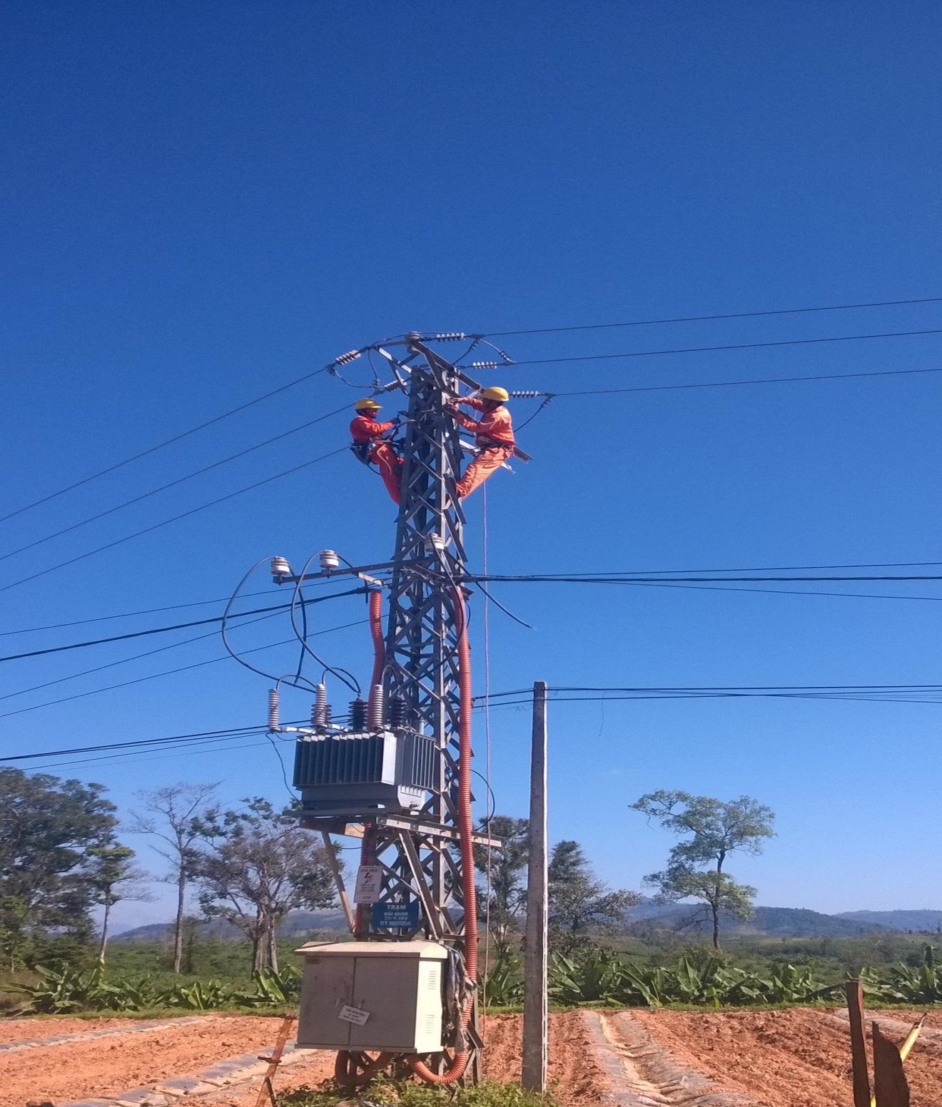 PC Gia Lai: Tự động hoá và kết nối SCADA lưới điện trung áp, nâng cao độ tin cậy cung cấp điện - Ảnh 1.