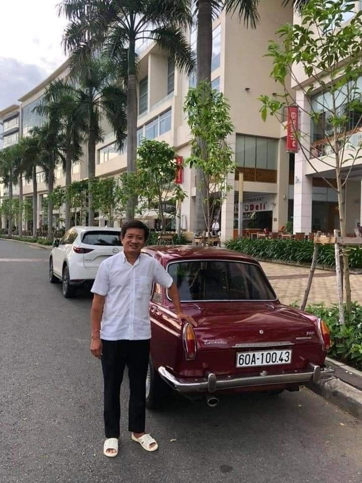 Khám phá chiếc ô tô Nhật cổ được ông Đoàn Ngọc Hải bán đấu giá - Ảnh 1.