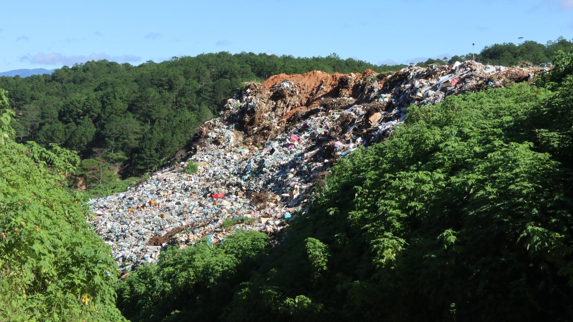Mất bao nhiêu tiền để Lâm Đồng đóng cửa bãi rác Cam Ly? - Ảnh 4.