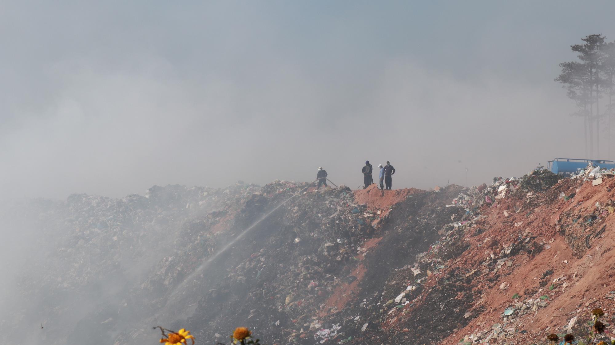 Mất bao nhiêu tiền để Lâm Đồng đóng cửa bãi rác Cam Ly? - Ảnh 3.