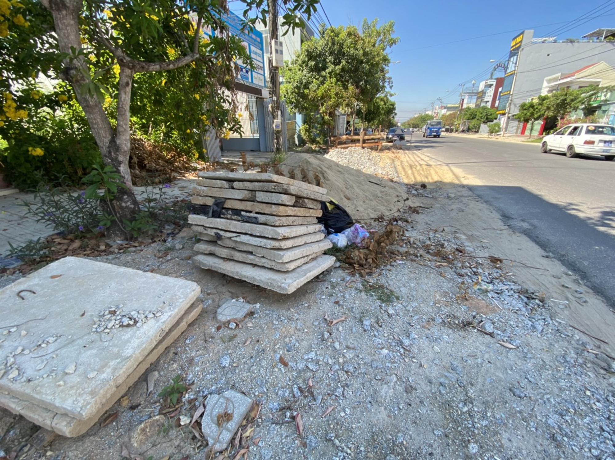 """Quảng Nam: Doanh nghiệp """"bỏ chạy"""", đường gần 27 tỷ hành dân - Ảnh 3."""