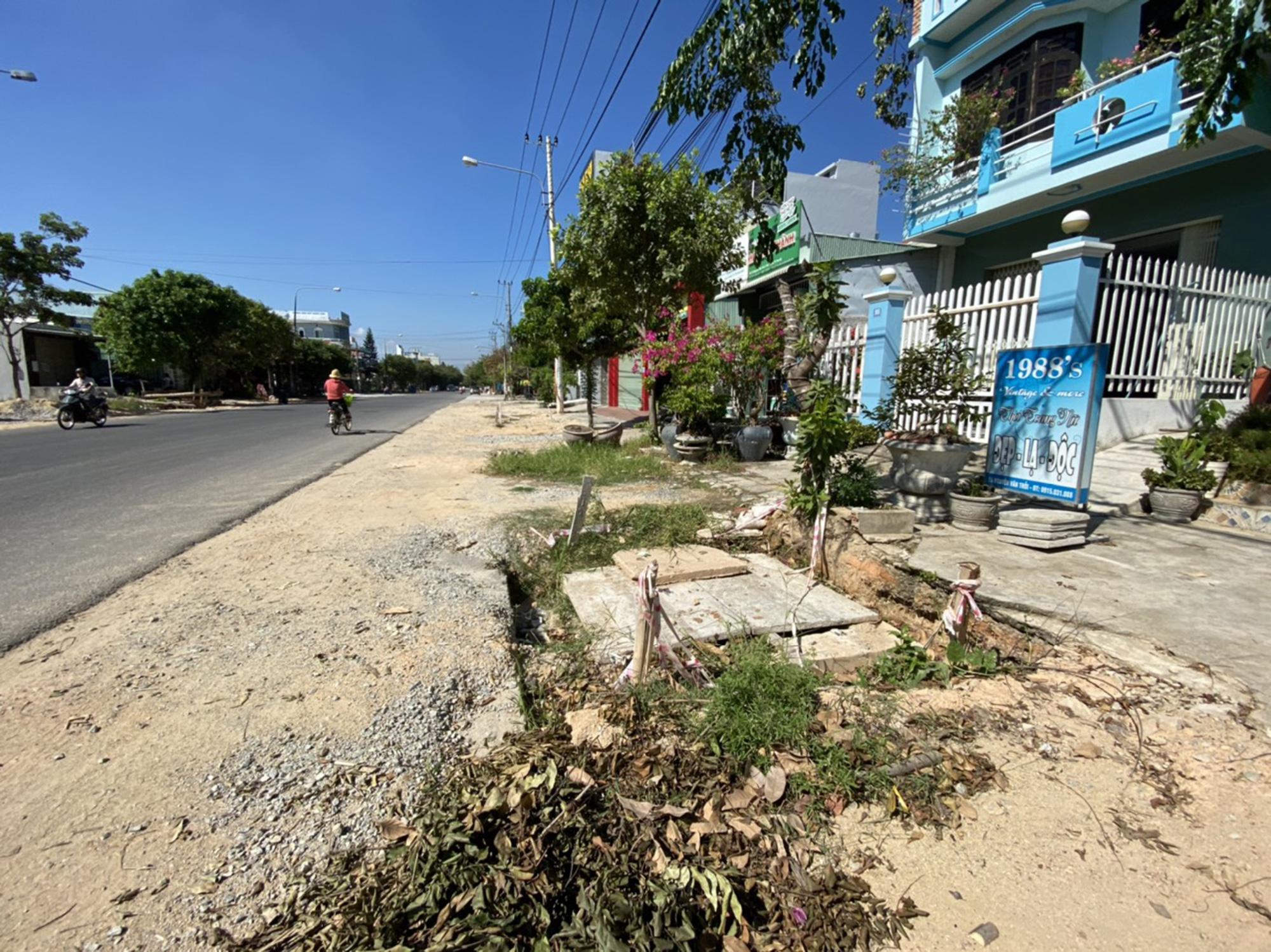 """Quảng Nam: Doanh nghiệp """"bỏ chạy"""", đường gần 27 tỷ hành dân - Ảnh 4."""