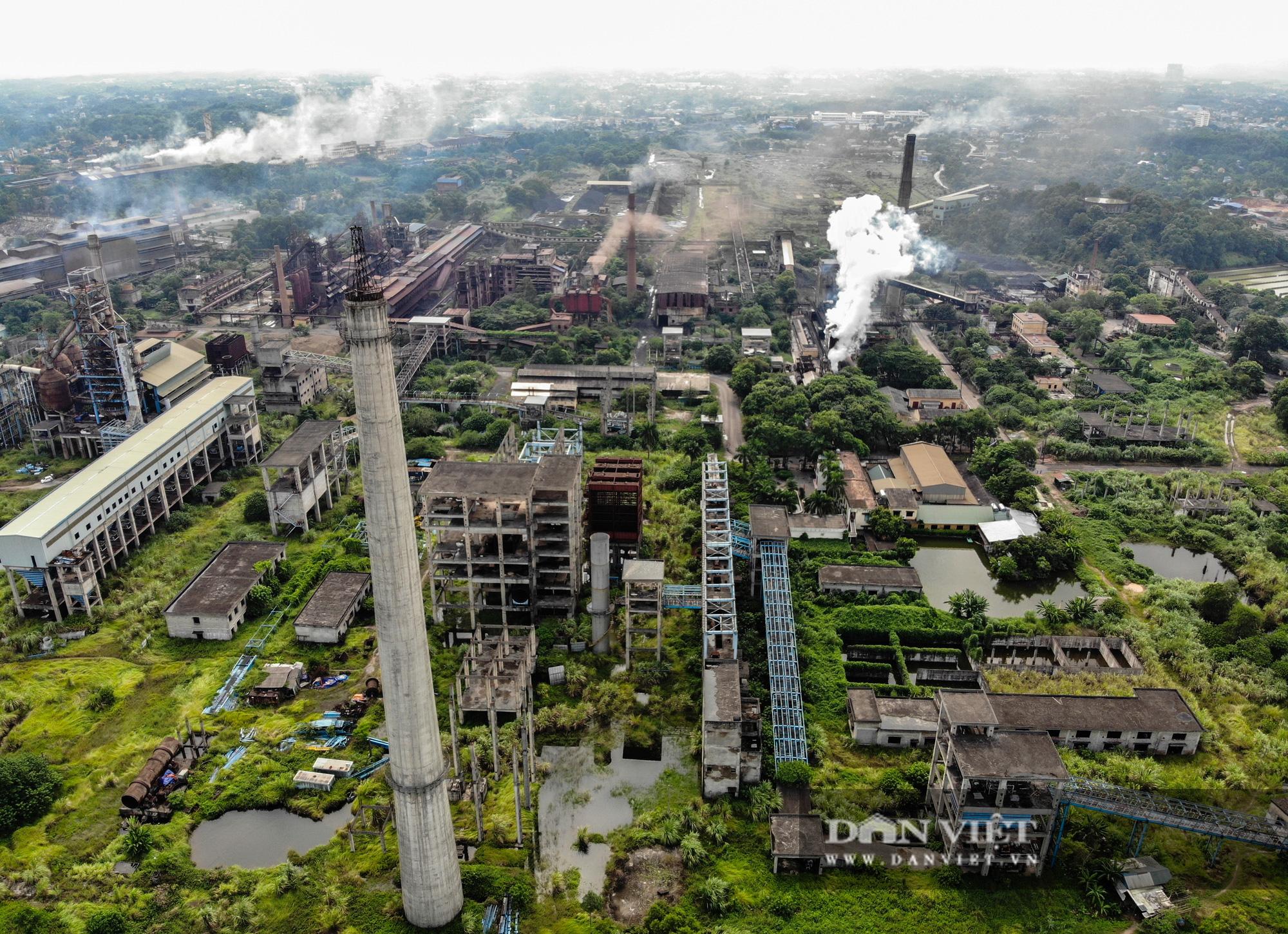 """Nhìn lại dự án nhà máy hơn 8 nghìn tỷ """"đắp chiếu"""" tại Thái Nguyên - Ảnh 2."""