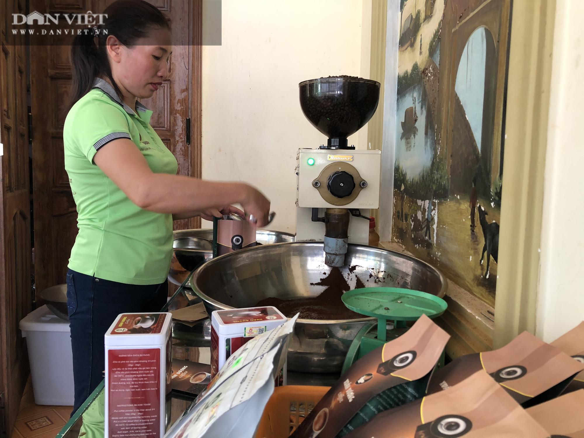Người phụ nữ chân đất thu hơn 2 tỷ/năm với 5ha cà phê sạch - Ảnh 7.