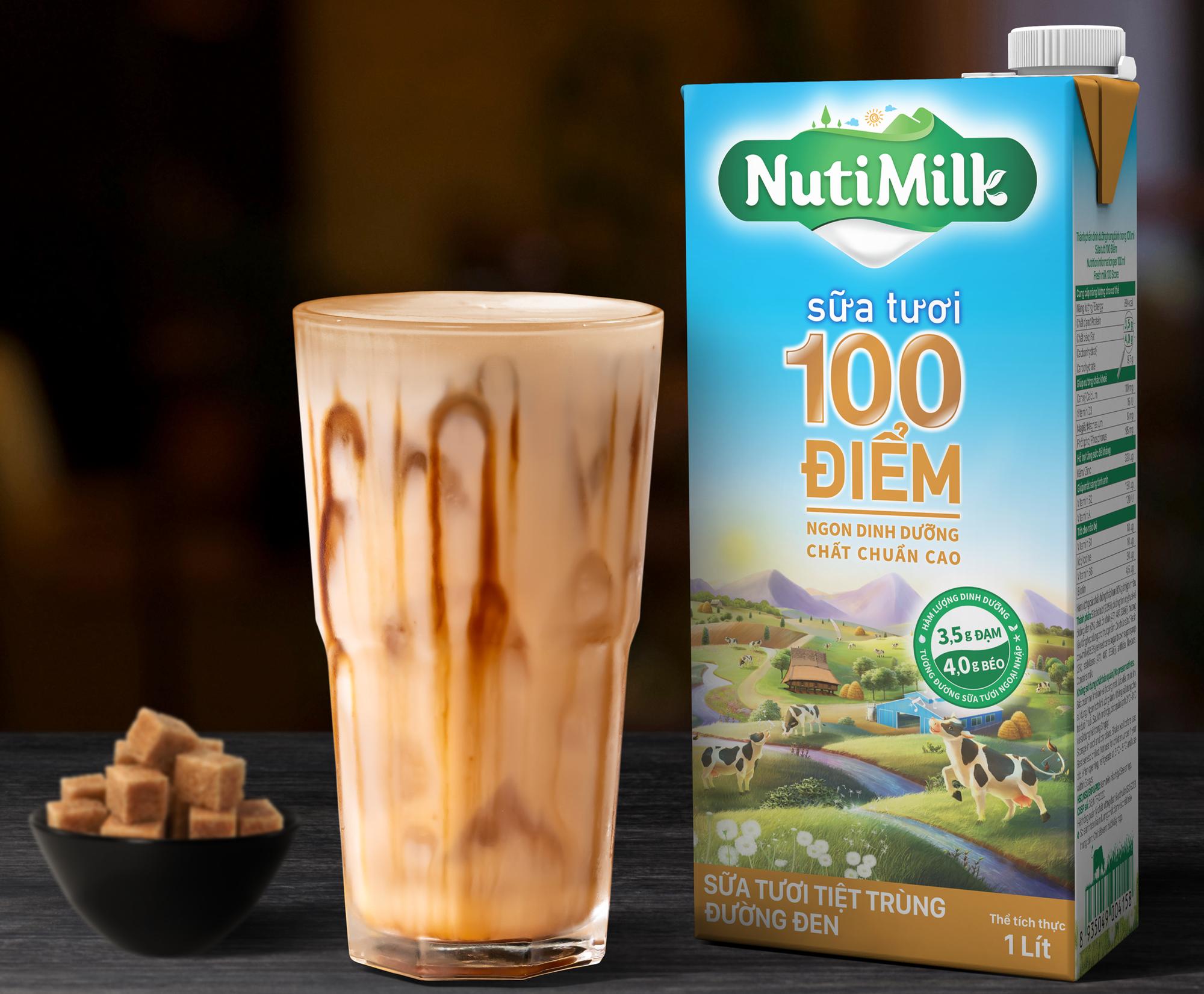 Sữa tươi chuẩn ngoại nhập – dấu ấn mới của NutiFood - Ảnh 10.