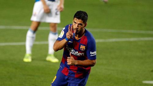 Suarez sắp gia nhập Atletico Madrid.