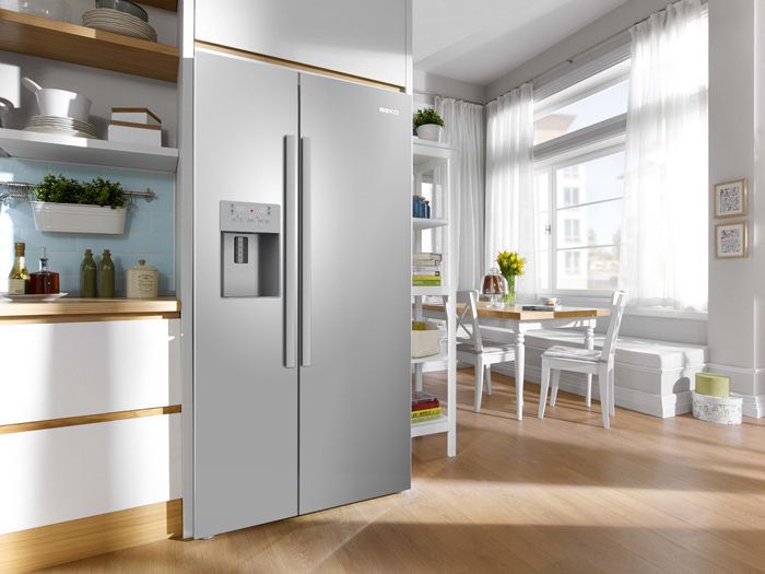 Bài trí tủ lạnh đúng phong thủy, phúc lộc dồi dào, tiền vào như nước - Ảnh 1.