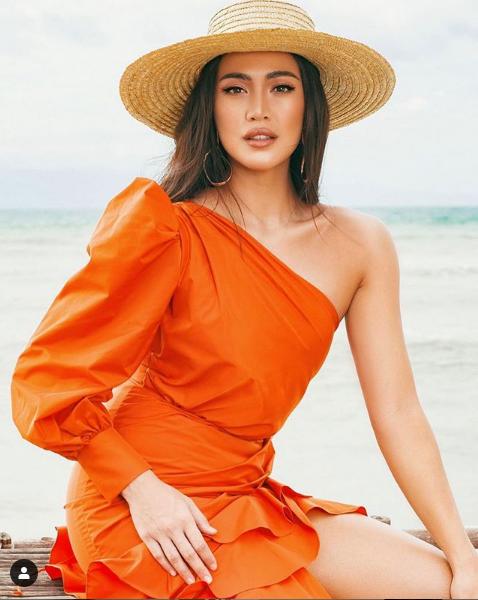 Nữ tuyển thủ bóng chuyền Philippines là ứng cử viên số 1 ở Hoa hậu Hoàn vũ 2020 - Ảnh 1.