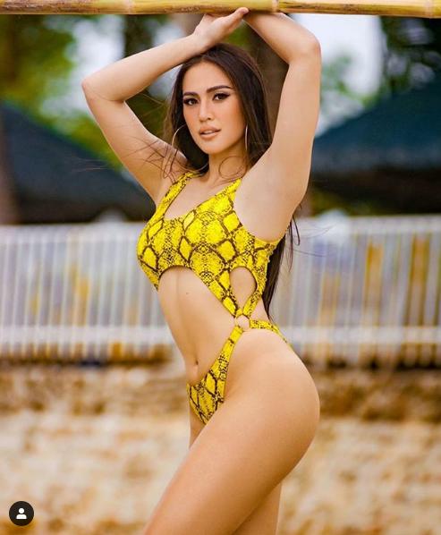 Nữ tuyển thủ bóng chuyền Philippines là ứng cử viên số 1 ở Hoa hậu Hoàn vũ 2020 - Ảnh 2.