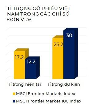 Thị trường chứng khoán Việt Nam có thể hút ròng 120 triệu USD - Ảnh 1.