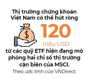 Thị trường chứng khoán Việt Nam có thể hút ròng 120 triệu USD - Ảnh 2.