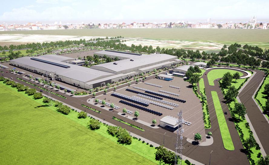 Sản phẩm Hyundai Thành Công tại Ninh Bình với tiêu chuẩn toàn cầu - Ảnh 3.