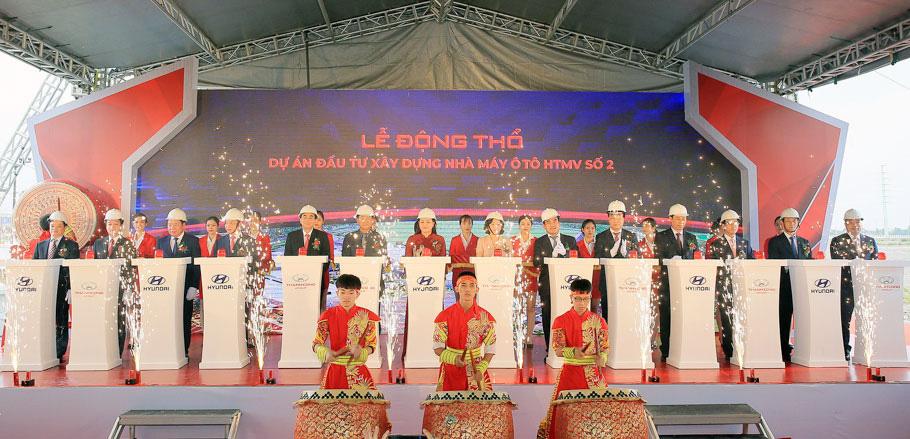 Sản phẩm Hyundai Thành Công tại Ninh Bình với tiêu chuẩn toàn cầu - Ảnh 4.