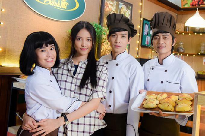 """""""Vua bánh mì"""" bản Việt có gì khác với siêu phẩm gốc xứ Hàn - Ảnh 2."""
