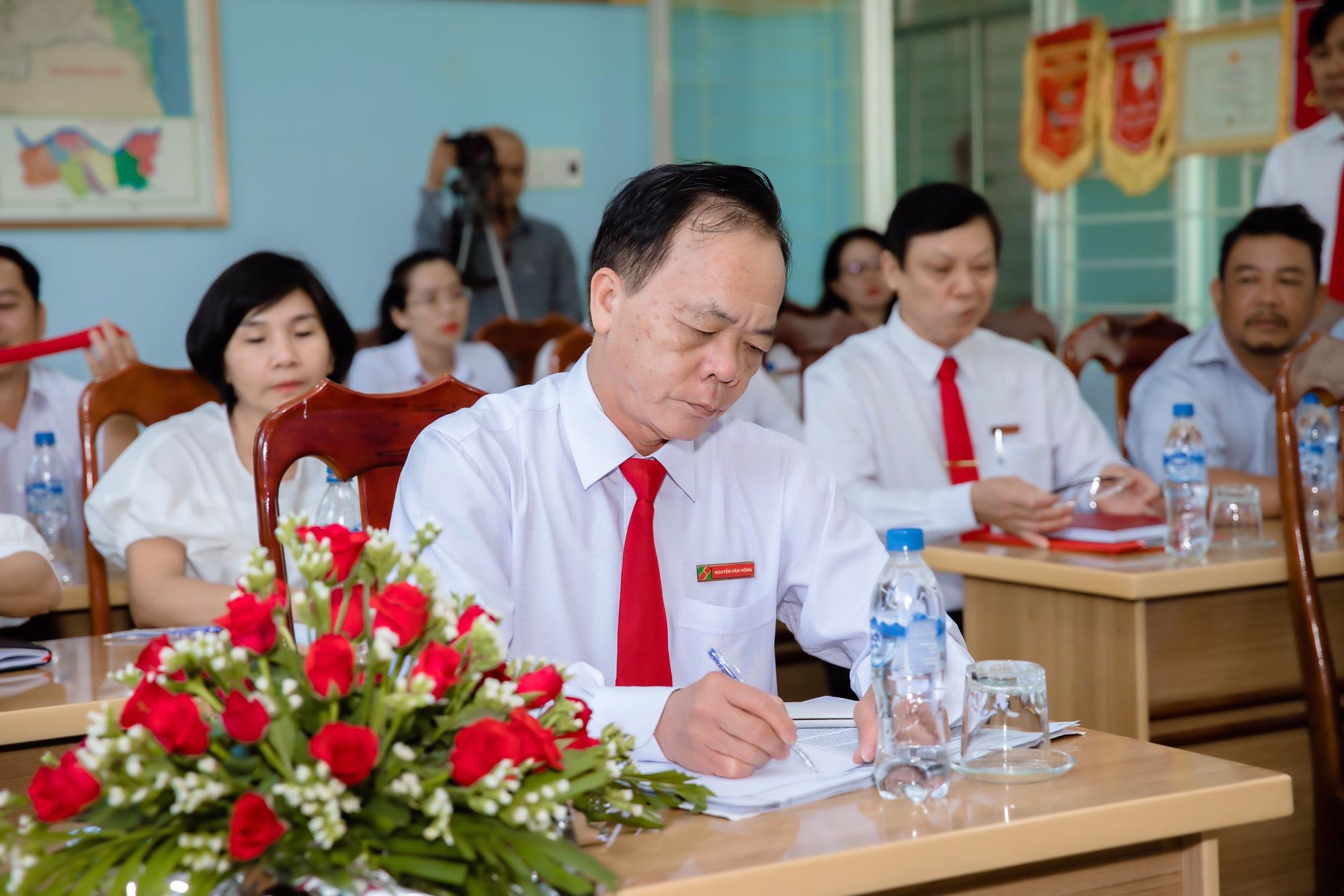 Quảng Ngãi: Hội nghị các giải pháp trọng tâm về chính sách phối hợp giữa Hội nông dân – Agribank – Hội LHPN  - Ảnh 3.