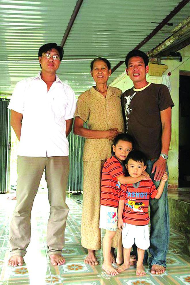 Tiết lộ chiều cao khó tin của gia đình ngôi sao bóng chuyền Ngô Văn Kiều - Ảnh 2.