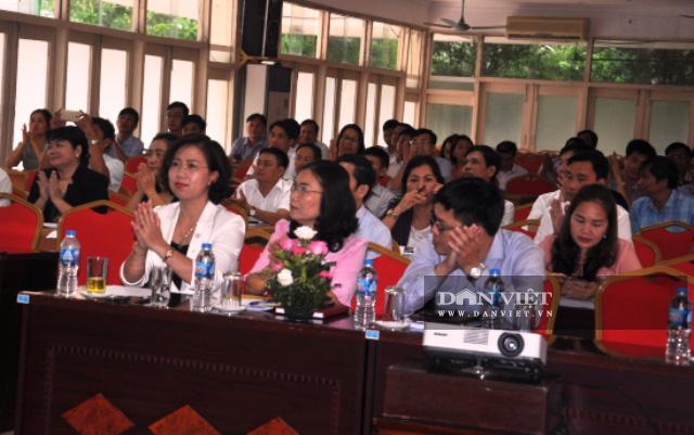 Trung ương Hội tập huấn nghiệp vụ lĩnh vực kinh tế cho các bộ Hội Nông dân các tỉnh, thành phố trong cả nước - Ảnh 1.
