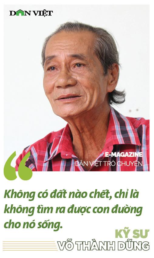 Kỹ sư Võ Thành Dũng: 10 năm đi tìm giấc mơ hữu cơ giá rẻ cho dân nghèo - Ảnh 3.