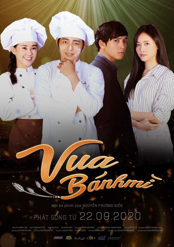 """""""Vua bánh mì"""" bản Việt có gì khác với siêu phẩm gốc xứ Hàn - Ảnh 1."""