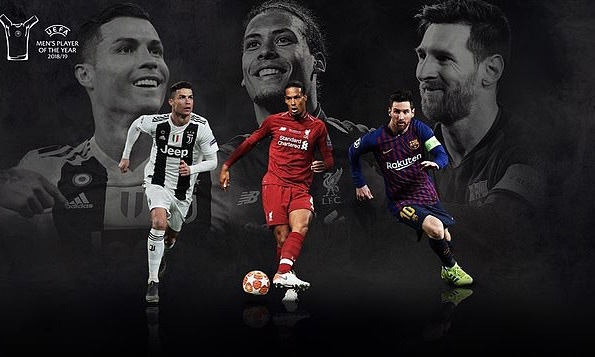 """Ronaldo và Messi cùng """"mất tích"""" ở đề cử Cầu thủ hay nhất UEFA - Ảnh 3."""