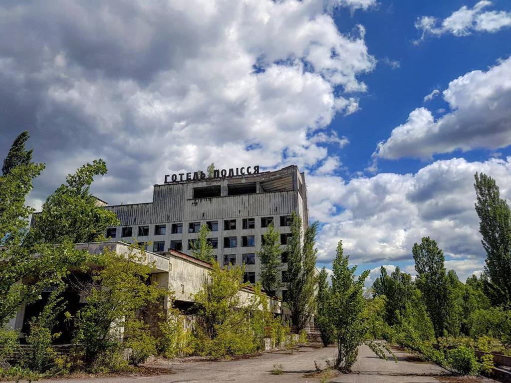 Những khu nhà bỏ hoang trở thành điểm hút khách khắp nơi trên thế giới - Ảnh 4.