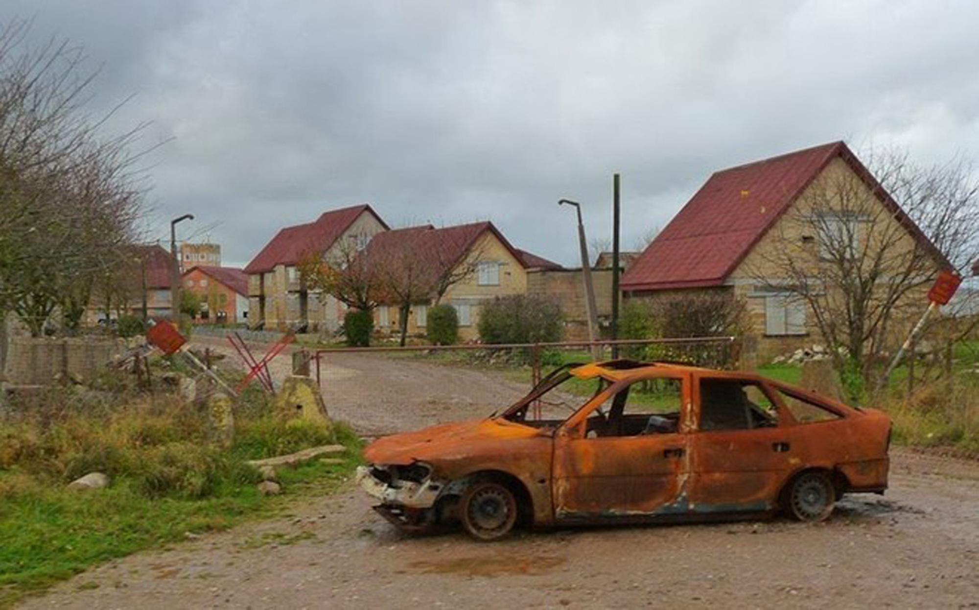 Những khu nhà bỏ hoang trở thành điểm hút khách khắp nơi trên thế giới - Ảnh 5.