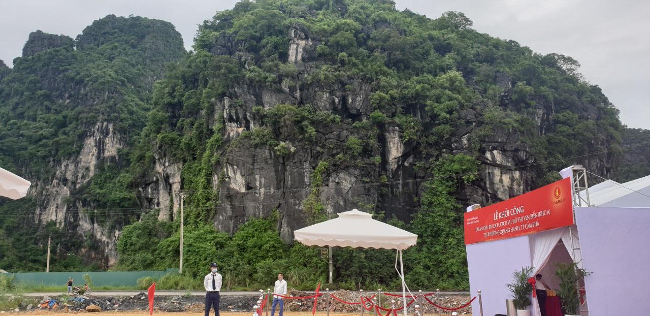VINGROUP khởi công khu du lịch, đô thị ven biển Cẩm Phả (Quảng Ninh) - Ảnh 3.