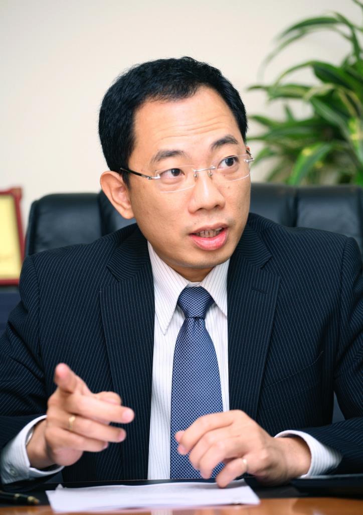 Ông Cao Hoài Dương được bầu làm Chủ tịch PVOIL - Ảnh 1.