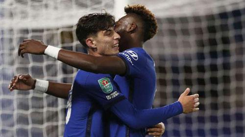 Havertz thăng hoa, Chelsea đại thắng.