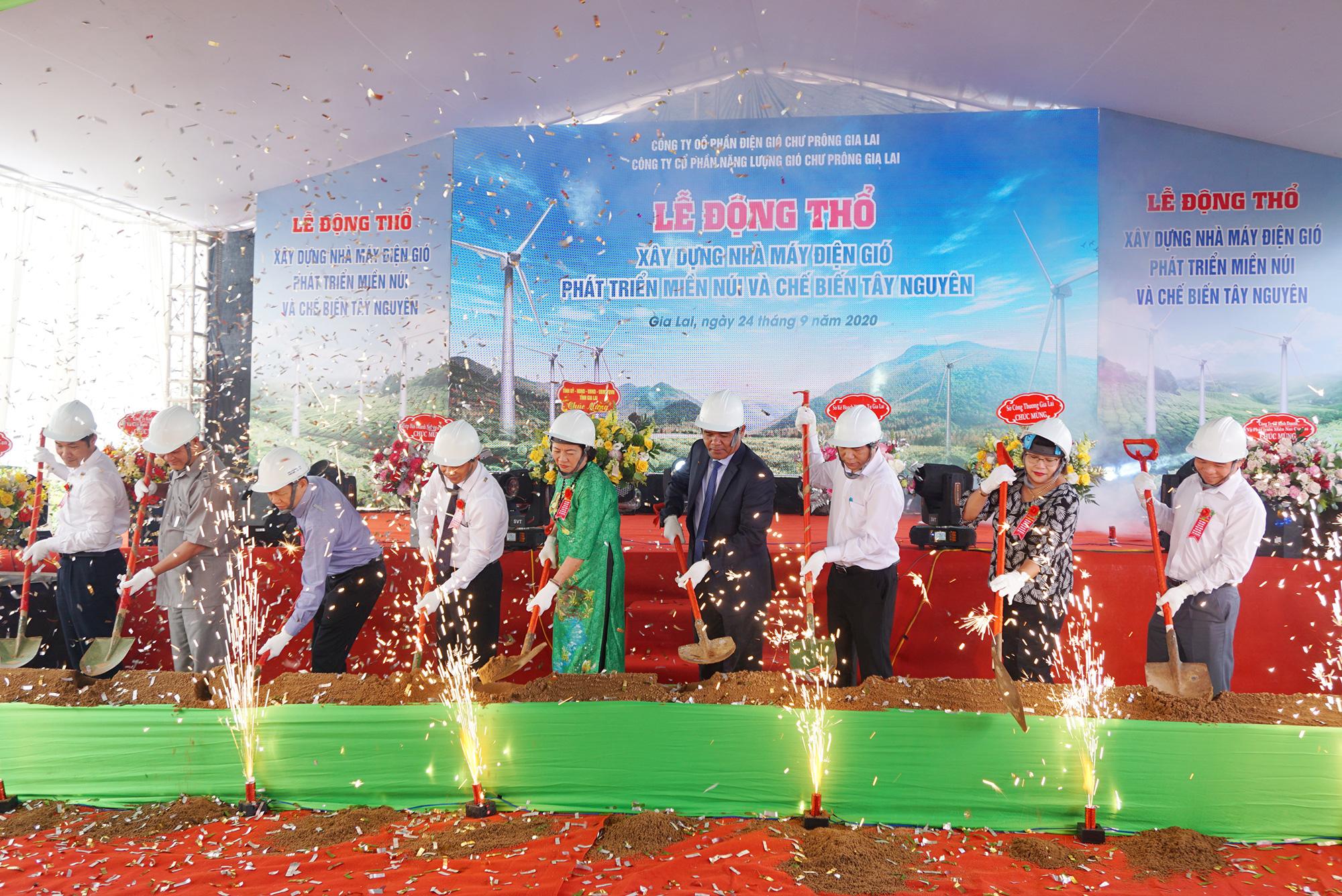 Gia Lai: Hai dự án điện gió 3.600 tỷ đồng sẽ hoạt động vào năm 2021 - Ảnh 1.