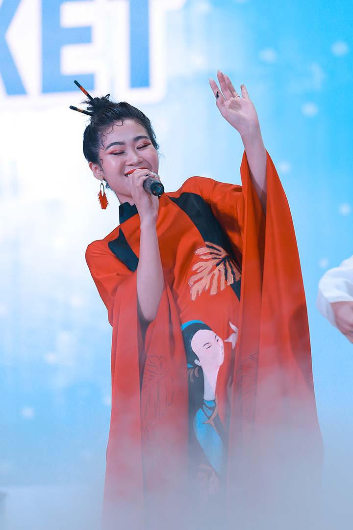 Ca sĩ Tùng Dương, Dương Hoàng Yến làm giám khảo bán kết Giọng hát hay Hà Nội  - Ảnh 1.