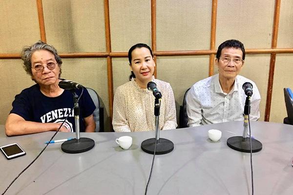 NS Trương Ngọc Ninh không thể tiễn biệt Phó Đức Phương vì gặp tai nạn - Ảnh 3.