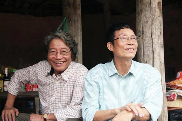 NS Trương Ngọc Ninh không thể tiễn biệt Phó Đức Phương vì gặp tai nạn - Ảnh 1.