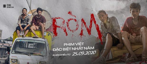 """""""Ròm"""" khiến Trấn Thành kính nể, Mỹ Tâm xem vì lý do đặc biệt, khán giả đánh giá là phim bom tấn hay nhất 2020 - Ảnh 3."""