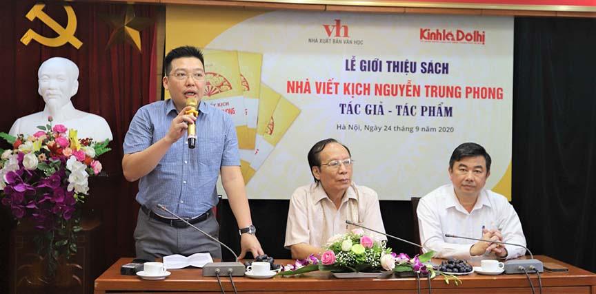 Nguyễn Trung Phong, tác giả tạo nên hình tượng người con gái Sông Lam  - Ảnh 1.