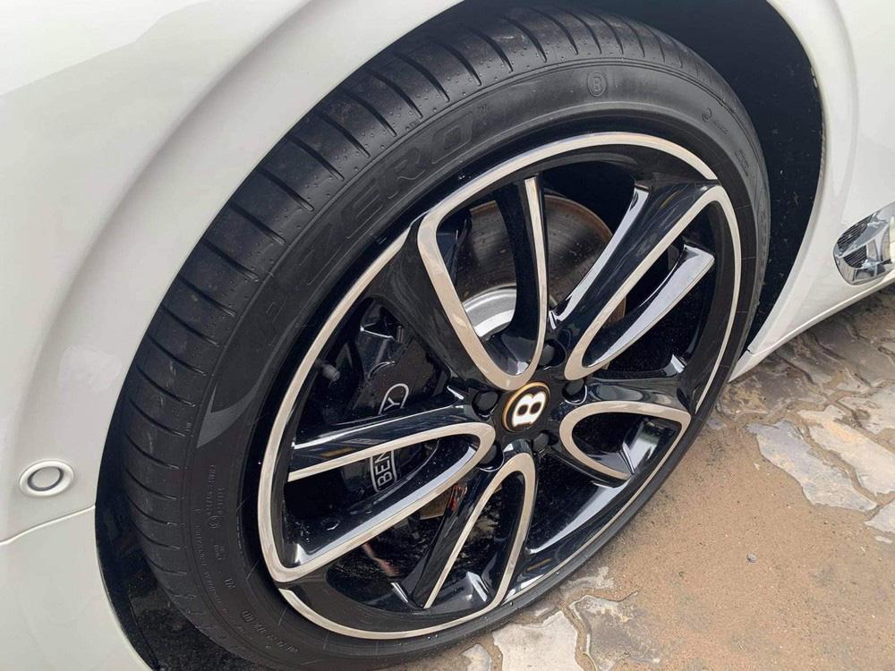 Bentley Continental GT V8 tiếp tục về Việt Nam với màu sơn độc và thuộc bản 100 năm - Ảnh 6.